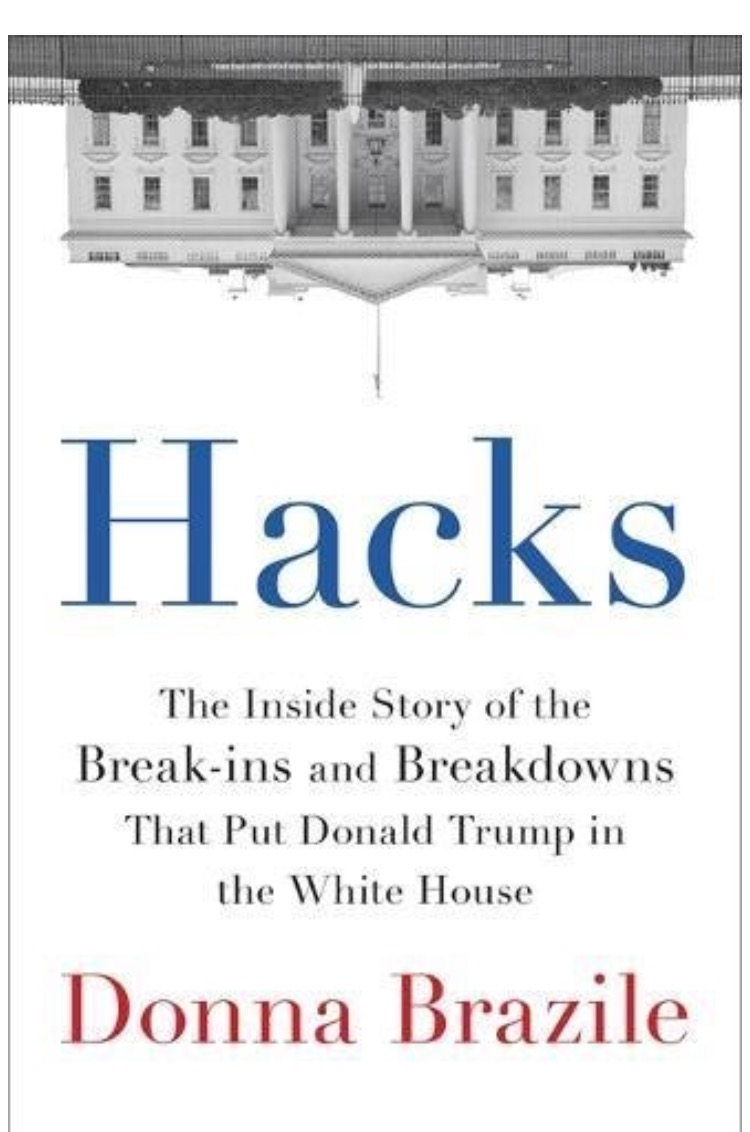 Hacks by Donna Brazile (Book Cover)