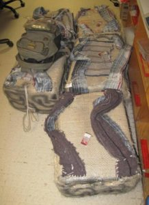 Contraband intercepted in west Texas    EHN