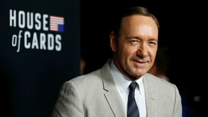 "Netflix: Spacey will not be in ""House Of Card"" anymore; MRC Says He's just ""Suspended"" 