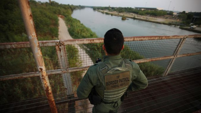 Busy holiday weekend for BBT Border Patrol agents || EHN
