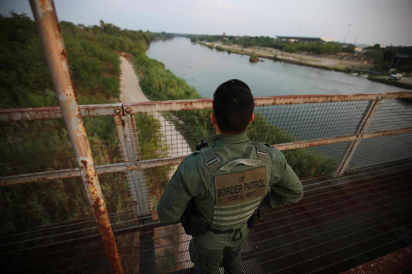 tBusy holiday weekend for BBT Border Patrol agents || EHN